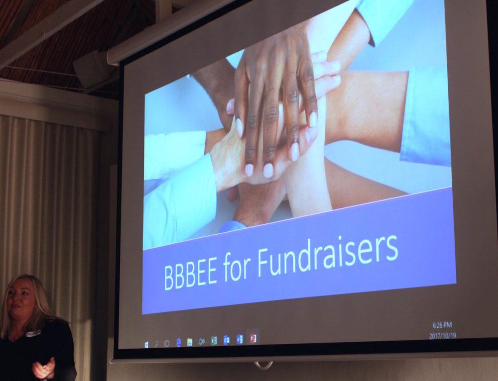 B-BBEE for Fundraising