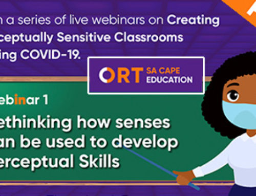 ORT Webinar: Perceptually Sensitive Classrooms
